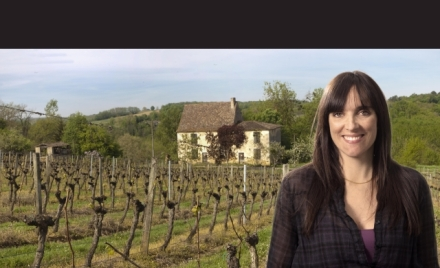Florence Forgas, Ower of Chateau Ducla Experience, Bordeaux Superieur